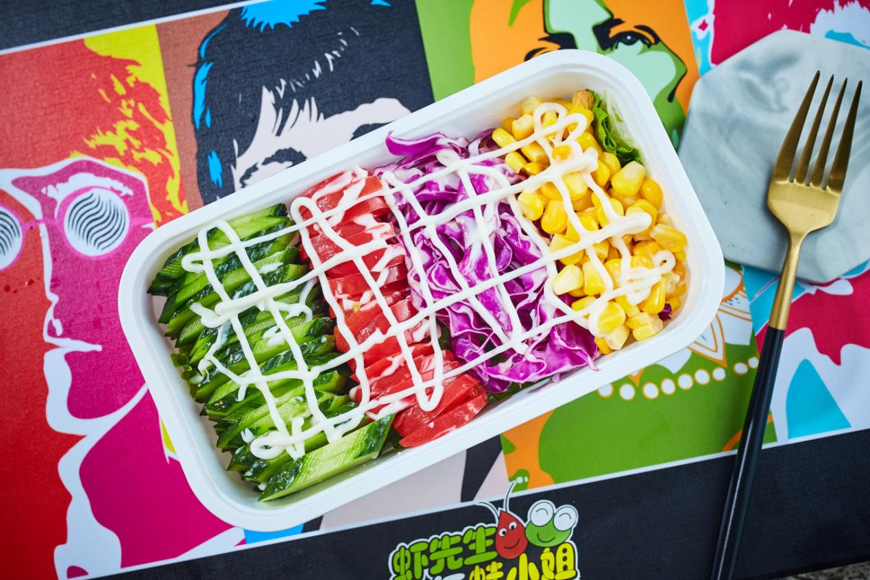 虾先生与蛙**,*具发展潜力的餐饮品牌