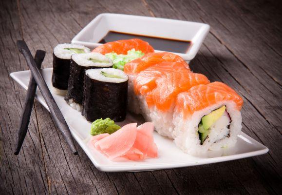 我们出海吧寿司