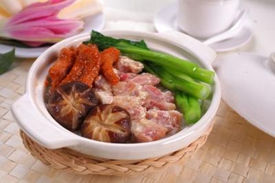 甄谷香现煲瓦锅饭