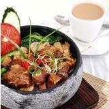 香港星级牛腩小吃:九记牛腩
