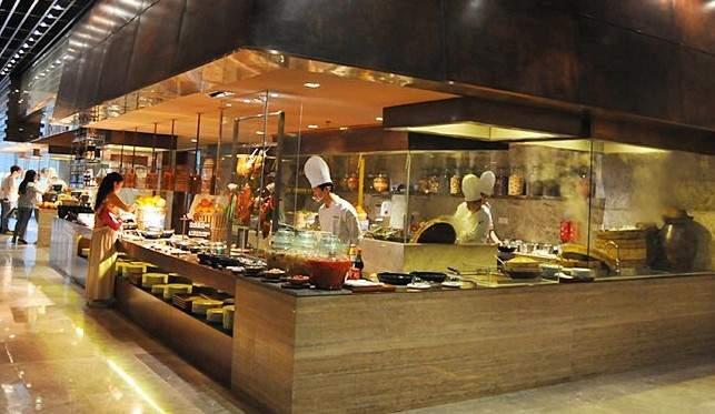 富力凯悦酒店海鲜美食节