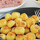 绵滑柔润——金沙土豆泥详细做法