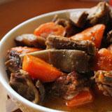 胡萝卜炖羊排怎么做好吃又不腥?