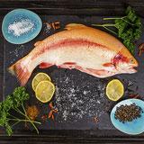 虹鳟鱼怎么做好吃?