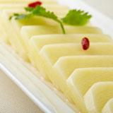 咸蛋黄夹心年糕怎么吃好吃?