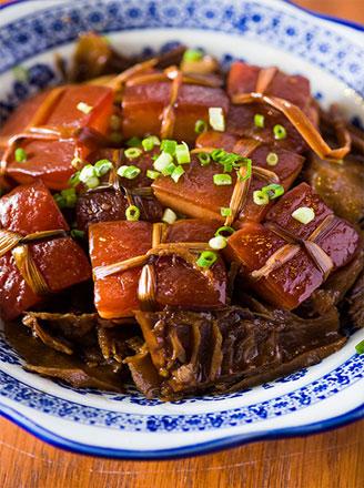 把子肉是哪里的特色菜肴?怎么做才肥而不腻