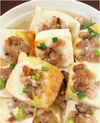 炆思豆腐的做法