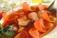 浙江家常菜番茄鱼片