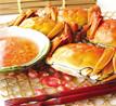 中秋节葡萄酒配蟹宴