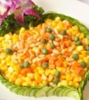 松仁玉米 秋天的颜色