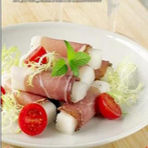 意大利蜜瓜火腿卷 吃出来的健康