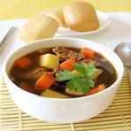 冬季暖身菜—土豆焖牛腩