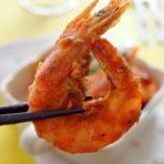 海鲜花样做法   泰式咖喱虾的做法