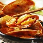番茄红烩花蛤  美味休闲海鲜小吃