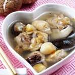 女人滋阴佳品  干贝香菇鸡汤的做法