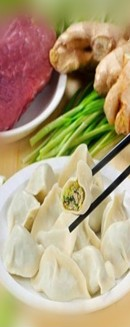 特色的品牌 东方饺子王