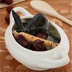 年夜饭之冬季汤谱乌鸡汤的做法