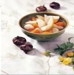 秋季润燥滋阴的汤-梨藕百合汤的做法