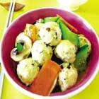 养肝菜谱大全  香菇什锦豆腐的做法
