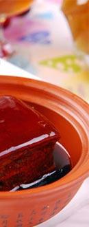 [杭州]莲遇花园餐厅——东坡肉