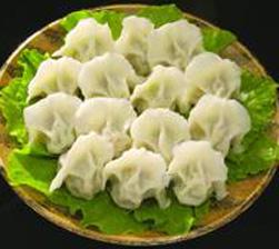 大年三十的宵夜-水饺