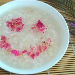 老年人膳食-莲藕粳米山药粥
