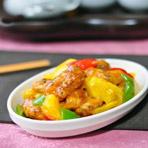 春季养生炒菜系列之菠萝咕咾排骨