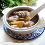 春季药膳美食系列之五指毛桃炖鸡汤