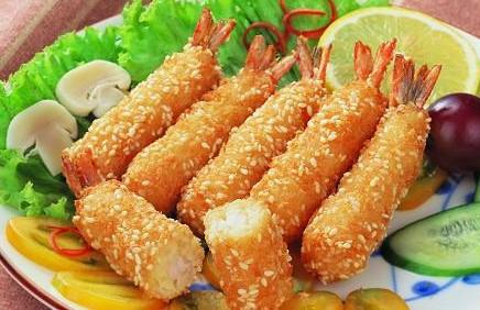 怎么做春茶滑虾