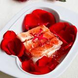 蜜汁玫瑰山药