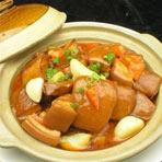 在家怎么做砂锅红烧肉:冬季养生食谱