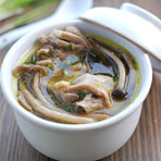 茶树菇土鸡汤的做法大全