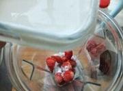 草莓冰沙_草莓冰沙的做法_草莓冰沙怎么做好吃