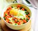 胡萝卜豌豆焗饭