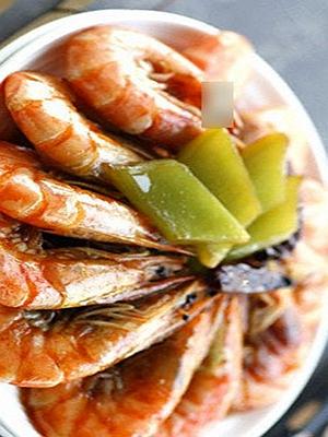 甜酸鲜嫩——油爆大虾的做法