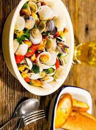 深夜食堂酒蒸蛤蜊怎么做?深夜食堂酒蒸蛤蜊的做法