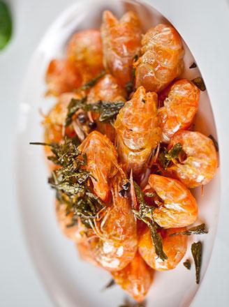 虾皮怎么吃更补钙?三种吃法营养又美味
