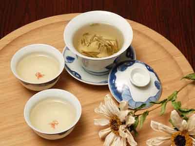 白茶的泡法