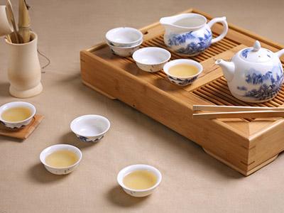 功夫茶具的使用方法