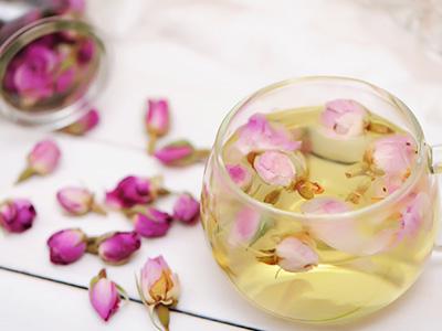 玫瑰花茶的泡法-3158茶叶网