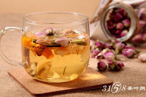 玫瑰花茶怎么泡才好喝 玫瑰花的泡法