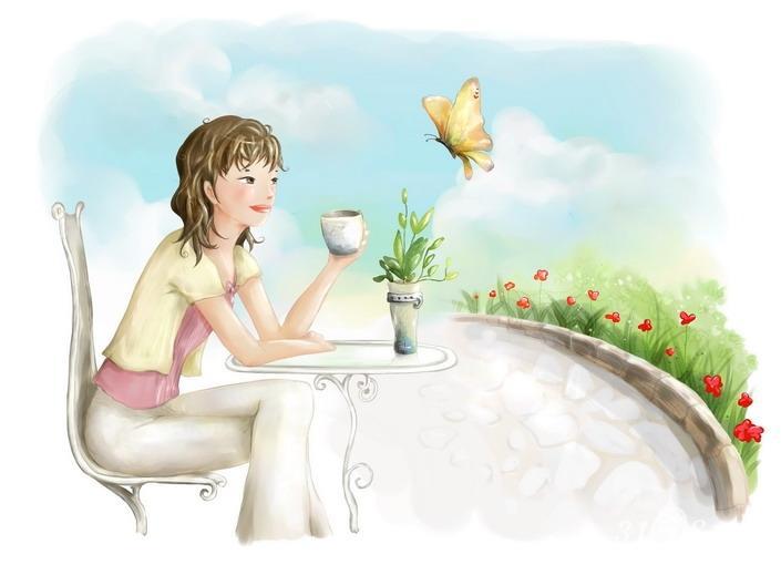 借成都男子暴打女司机 有感爱喝茶的美丽女人