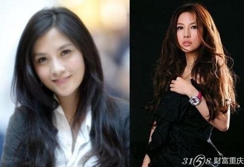 中国白手起家的美女富豪大盘点