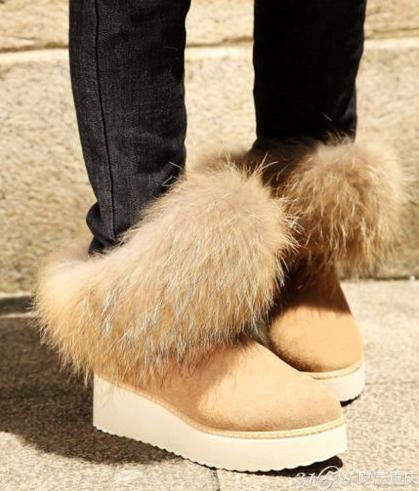 推荐保暖而又可爱的雪地靴