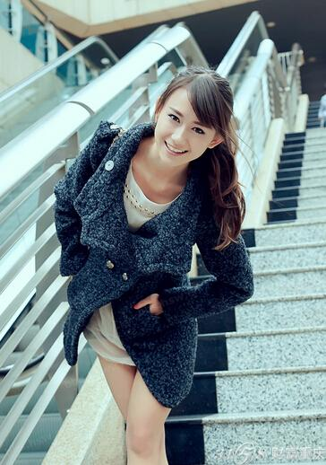 2014中国美女城市排行榜:重庆美女排行榜第二