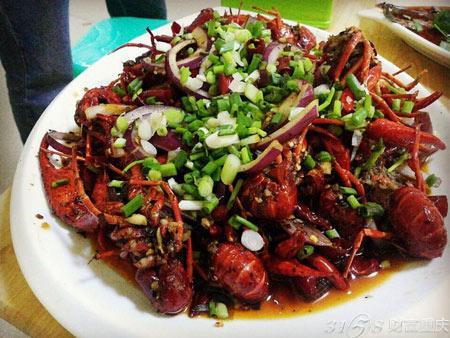 江北南桥寺不一样的私房江湖菜