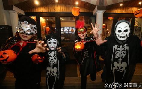 万圣节面具的由来 2014万圣节是几月几日