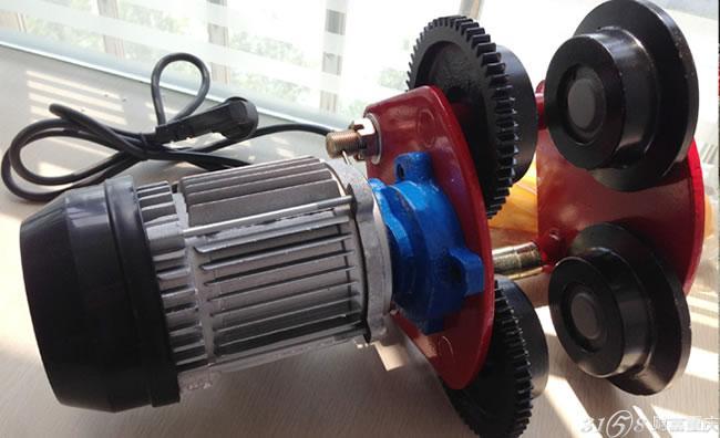 微型电动葫芦机械行业也环保