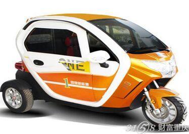 电动轿车内部结构原理图