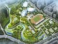 渝北将在中央公园旁建三大运动场馆